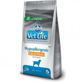 Farmina Vet Life Dog Hypoallergenic Fish & Potato - хипоалергенна, с риба и картофи