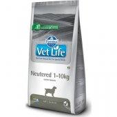 Farmina Vet Life Dog Neutered - за кастрирани кучета от 1 до 10 кг