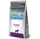 Farmina Vet Life Dog Oxalate - за намаляване на образуването на оксалатни, уратни и цистеинови камъни