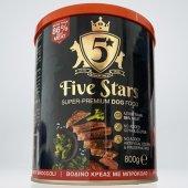 Five Stars Консерва с телешко и броколи