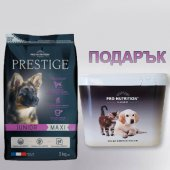 Flatazor Dog Prestige Junior Maxi, 3кг с ПОДАЪК кутия
