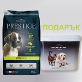 Flatazor Dog Prestige Puppy, 3кг с ПОДАЪК кутия
