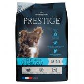 Flatazor Dog Prestige Adult Mini LIGHT & STERILIZED - за дребни породи, склонност към напълняване или кастрирани