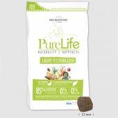 КУЧЕТА | Храна за кучета | Flatazor Dog PureLife Light/Sterilized - патица и бяла риба, без зърнени