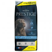 Flatazor Prestige Light-Sterilised - 15 + 3кг ГРАТИС