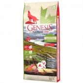 Genesis Dog Green Highland Puppy - за малки кученца