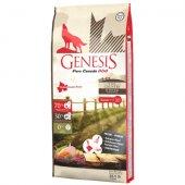 Genesis Dog Wide Country Senior - за възрастни кучета над 7 години