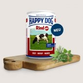 Happy Dog Rind Pur - Говеждо