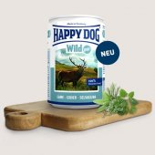 Happy Dog Wild PUR - Еленско