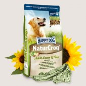 КУЧЕТА | Храна за кучета | Happy Dog Natur-Croq Lamm & Reis - с агнешко и ориз за чувствителни кучета