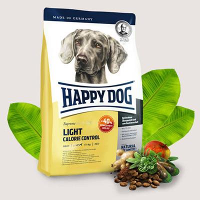 Happy Dog Light - Контрол над калориите