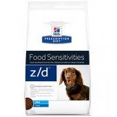 Hills Dog zd Mini - хранителни алергии при малки породи