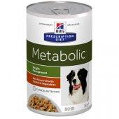 Hills PD Dog Metabolic Stew, 354гр консерва за наднормено тегло
