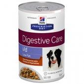 Hills PD Dog i/d Low Fat Stew, 354гр консерва за панкреатит при кучетата