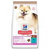 КУЧЕТА | Храна за кучета | Hills Dog NO GRAIN Adult Small & Mini Tuna - с риба, без зърнени