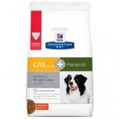 Hills Dog cd and Mobility - за уринарния тракт и намаляване на телесното тегло