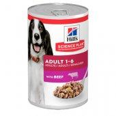 Hills SP Canine Adult Beef - 370 гр, консерва