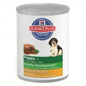 Hills SP Canine Puppy Healthy Development Chicken - 370 гр, консерва