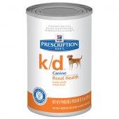 Hills PD wet Canine k/d - при бъбречни проблеми