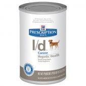 Hills PD wet Canine ld - при чернодробни проблеми
