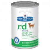 Hills PD wet Canine r/d - при диабет, наднормено тегло и колит или запек