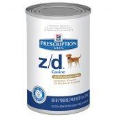 Hills PD wet Canine z/d - консерва при хранителни алергии