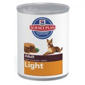 Hills SP Canine Adult Light - 370 гр, консерва