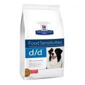 КУЧЕТА | Ветеринарни храни | Hills PD Canine dd Salmon & Rice - подсилва кожната бариера