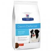КУЧЕТА | Ветеринарни храни | Hills Canine Derm Defense - намаляване на алергиите