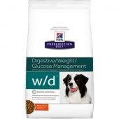 КУЧЕТА | Ветеринарни храни | Hills PD Canine wd - при диабет, запек, колит