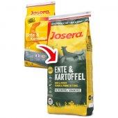 Josera Duck & Potato - без зърнени храни, за кучета, склонни към алергии
