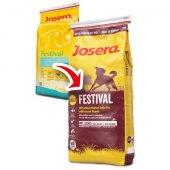 Josera Festival - пиле, сьомга и новозеландска мида