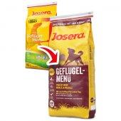 КУЧЕТА | Храна за кучета | Josera Poultry Menu - храна с пилешко месо за израснали кучета от всички проди