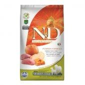 N&D Pumpkin Adult Medium & Maxi - с глиган и ябълка  - 12 кг
