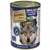 Natural Greatness Dog VET Renal - за бъбречна недостатъчност, 6 консерви по 400гр