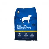 Nutra Nuggets Maintenance, с пиле, 15кг