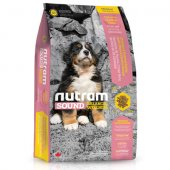 Nutram Large Breed Puppy - Пиле и овес