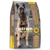 Nutram Dog Grain Free - Агнешко и леща