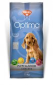 Optima Puppy Lamb - храна за малки кученца с агнешко