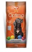 Optima Puppy Large - храна за малки кученца от големи породи