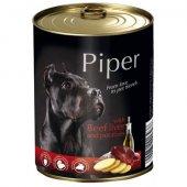 Piper Adult, Консерва с телешки дроб и картофи