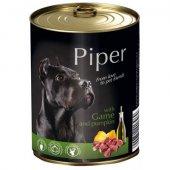 Piper Adult, Консерва с дивеч и тиква