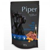 Piper Adult Пауч - 500 гр. с агне, морков и кафяв ориз