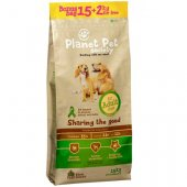 Planet Pet Dog Society Adult - храна с пиле за средни породи