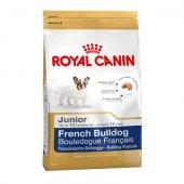 Royal Canin French Bulldog Junior - храна за подрастващи кученца от породата Френски Булдог