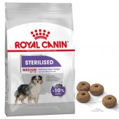 КУЧЕТА | Храна за кучета | Royal Canin Dog Medium Sterilised Adult - за кастрирани кучета от средните породи