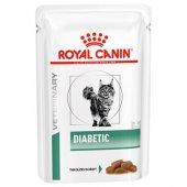 Royal Canin Cat Diabetic - пауч за диабет при котки