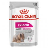 Royal Canin DOG Exigent LOAF - пауч, 85гр