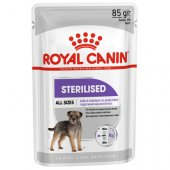 Royal Canin DOG Sterilised LOAF - пауч, 85гр