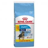 Royal Canin Maxi Puppy - 15кг с 3кг БЕЗПЛАТНО